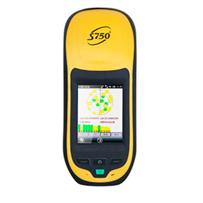 Receptor GNSS Submétrico South S750 1