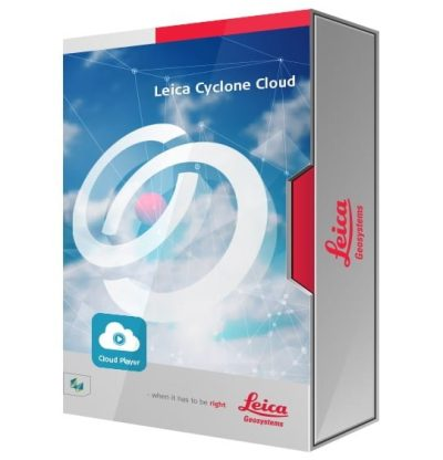 Software Leica Cyclone Cloud 1