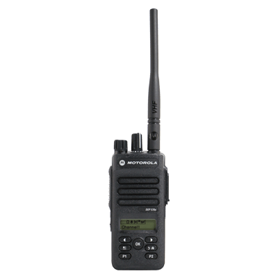 Radio Digital Motorola DEP570e 1